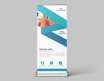 #Roll_Up_Banner