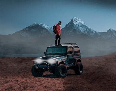Explore the moon