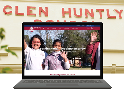 Glen Huntly Primary School Website