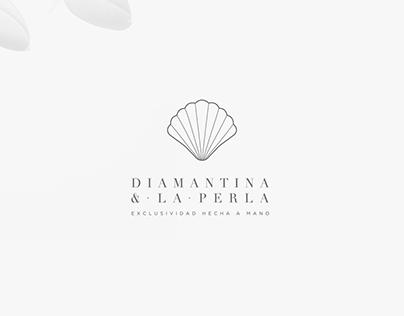 Diamantina & La Perla // Identidad Gráfica