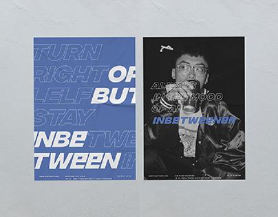 INBETWEENER - #INBTWNR - Personal Project