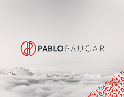 Pablo Paucar - Identidade Visual
