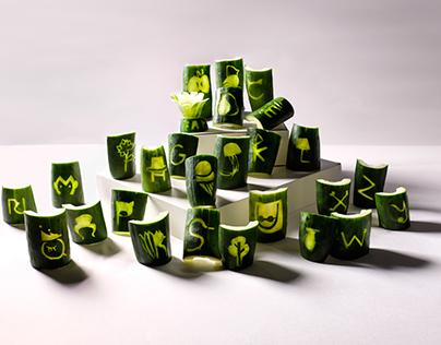3-Dimensional Type: Cucumbet