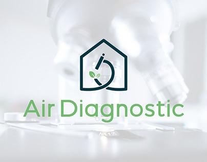 Air Diagnostic Inc. | Branding