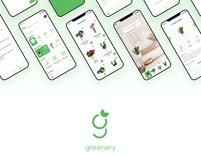 UI/UX Case Study on Gardening Service App