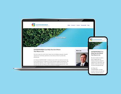 Freelance Web Design and Development - Generoworks