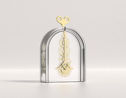 Clocks of lost days