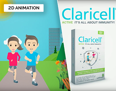Claricell, Animated Video Campaign