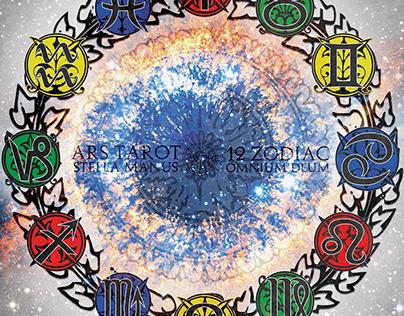 Ars Zorot - Tarot of the 12 Zodiac (2015)