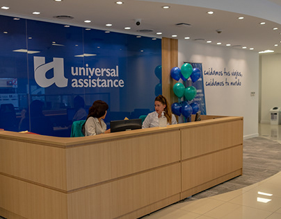 Nuevas Oficinas Universal Assisttance