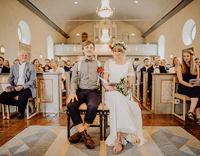 Hochzeitsreportage - Rosa & Preben