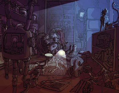 Illustration for tales.2011