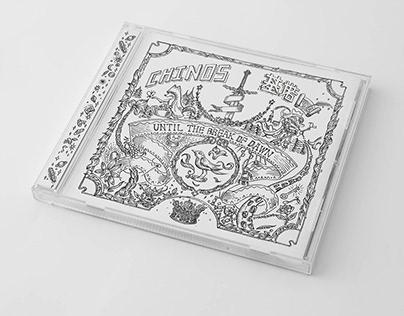 Until The Break of Dawn_Album Packaging Design
