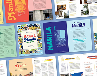Manila, Manila & More: A Guide to the City of Manila