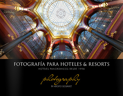 Photography for Hotels by Adolfo Gosálvez
