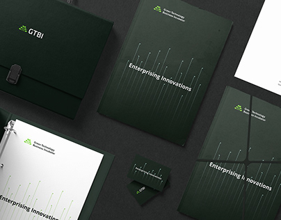 Green Technology Business Incubator - Brand Identity