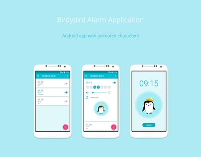 Birdybird Alarm app