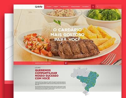 Griletto - Website