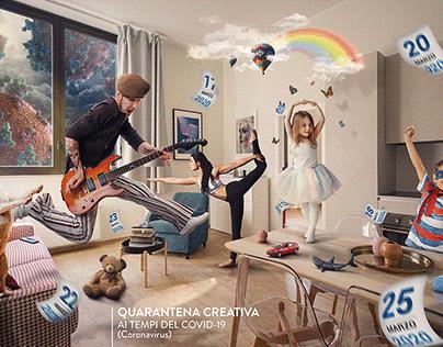 Quarantena Creativa (Covid-19)