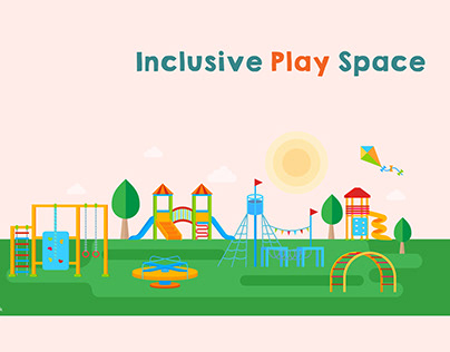 Inclusive Play Space Design for Passive Play