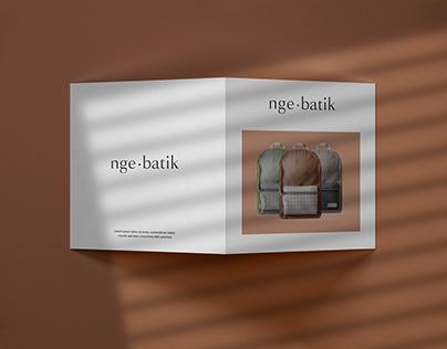 Ngebatik - Batik of Indonesia