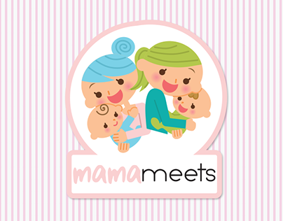 mama meets branding