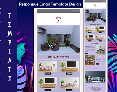 Email Template Design