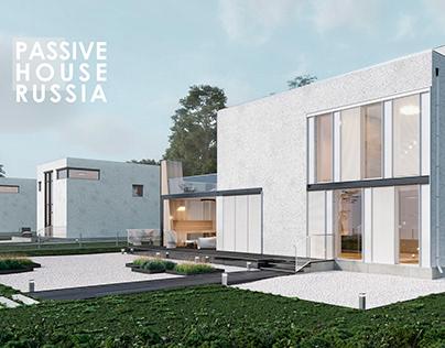 Passive House Russia