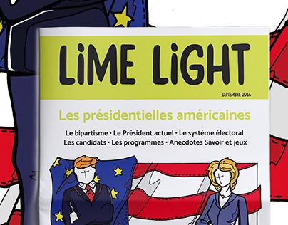 LIME LIGHT - Actu Jeunesse