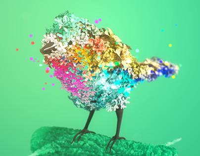 Maya MASH animations