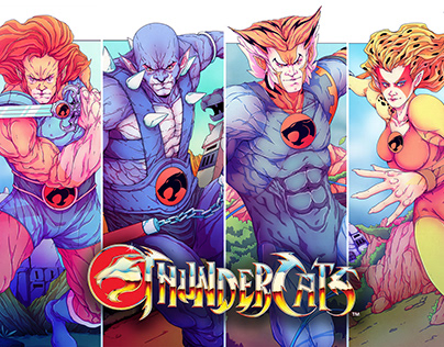 Thundercats - Print/Poster