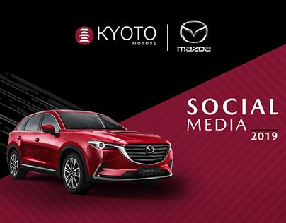 SOCIAL MEDIA - KYOTO MOTORS