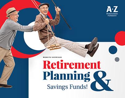 AZ Retirement Planning & Savings Fund Website