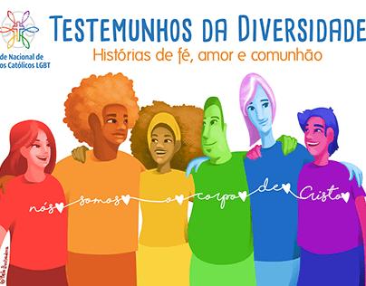 Testemunhos da Diversidade