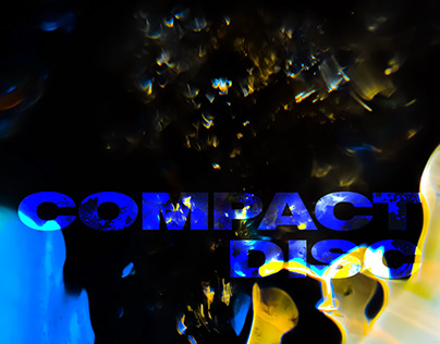 COMPACT DISC // PHOTO PROJECT