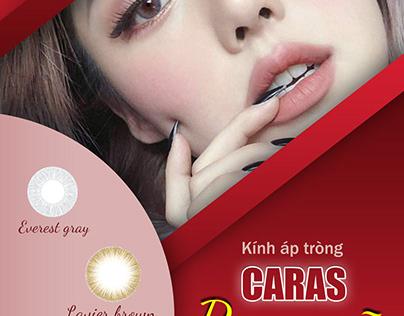 Caras lens banner