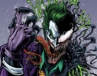 Venomized Joker