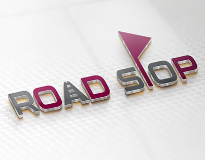 LOGO FOR ROAD STOP