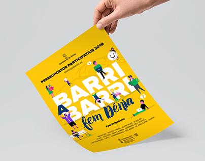 Campaña Ayuntamiento de Dénia