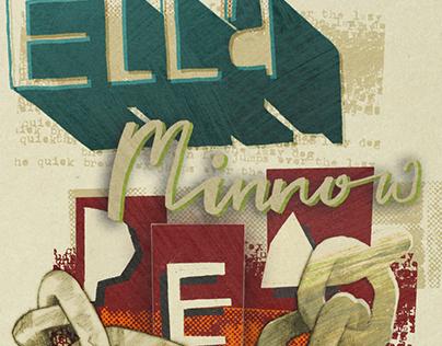 Ella Minnow Pea book covers