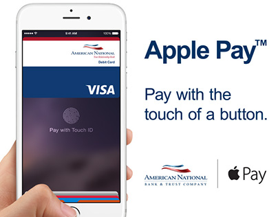 Caddell Communications—Apple Pay Campaign for ANB