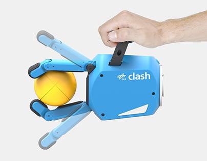 DLR / clash