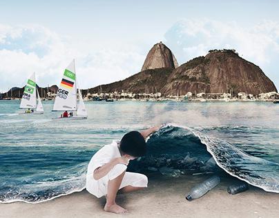 Rio 2016 Olympics // Greenpeace