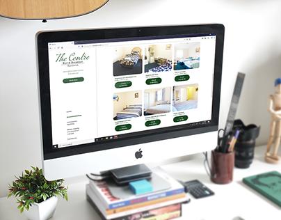 The Centre - Website Design