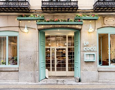 """Restaurante """"Le Coco"""""""