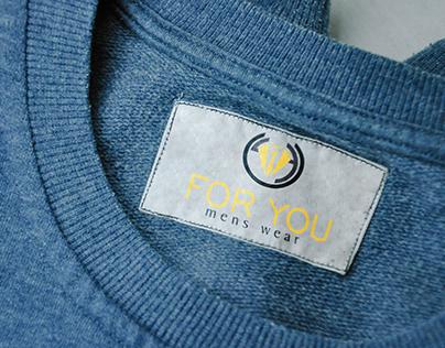 mens wear logo