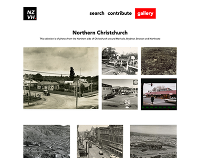 New Zealand Visual History.com
