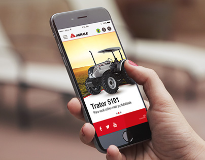 Agrale Mobile