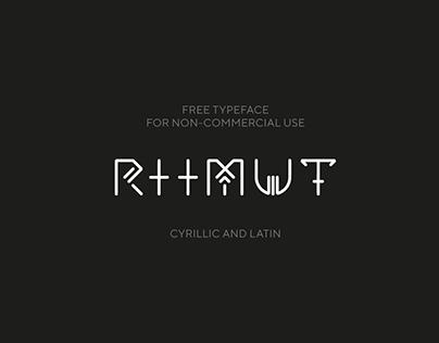 Riimut – Free Accident Font Latin/Cyrillic
