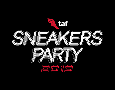 TAF Sneakers Party